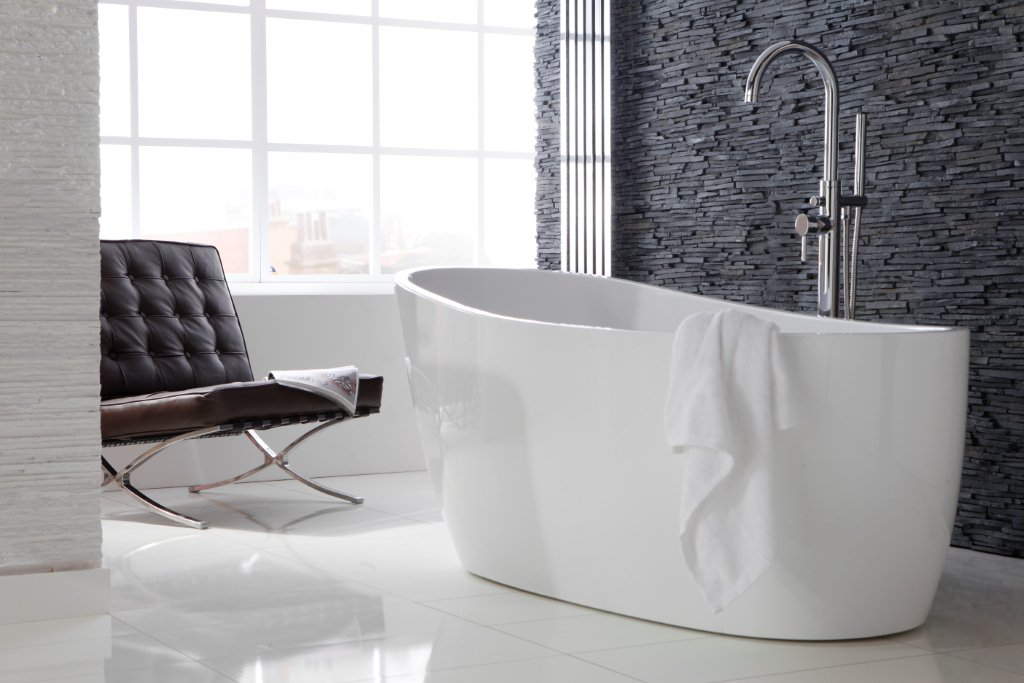 Gorgeous 80 bathroom designs with freestanding baths for Bathroom design kettering