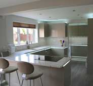Handleless Kitchen Designs