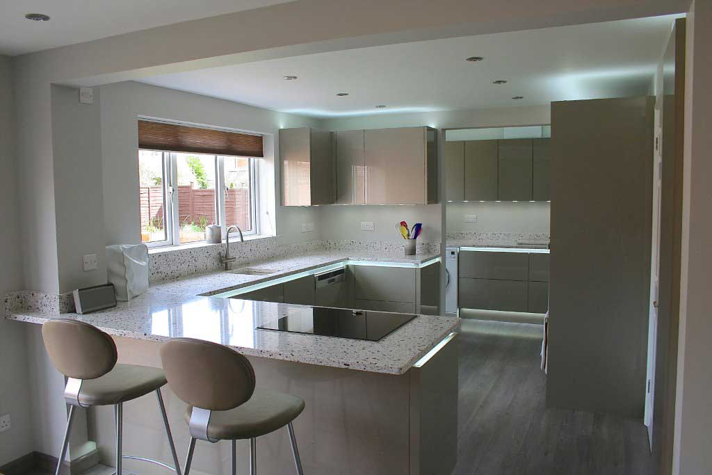Kitchen Design Photos Wittering West Showroom Ketteirng