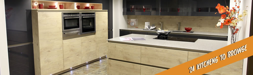 Kitchen Showroom Kettering