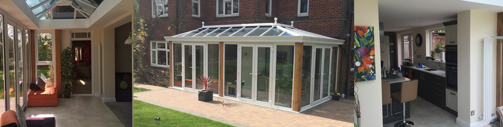 Conservatory Designers and builders in Kettering Northants