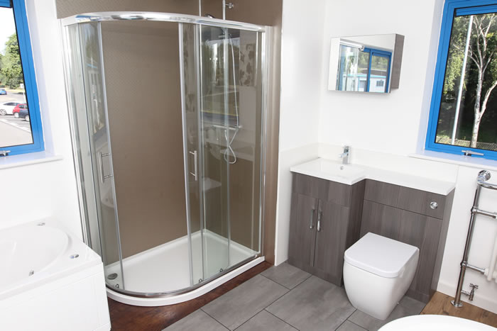 bathroom showroom in kettering wittering west corby