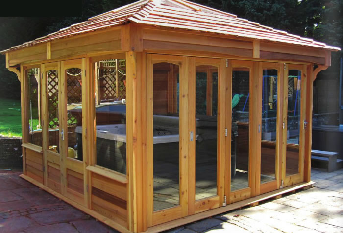 Hot Tub Gazebos And Shades Wittering West Kettering