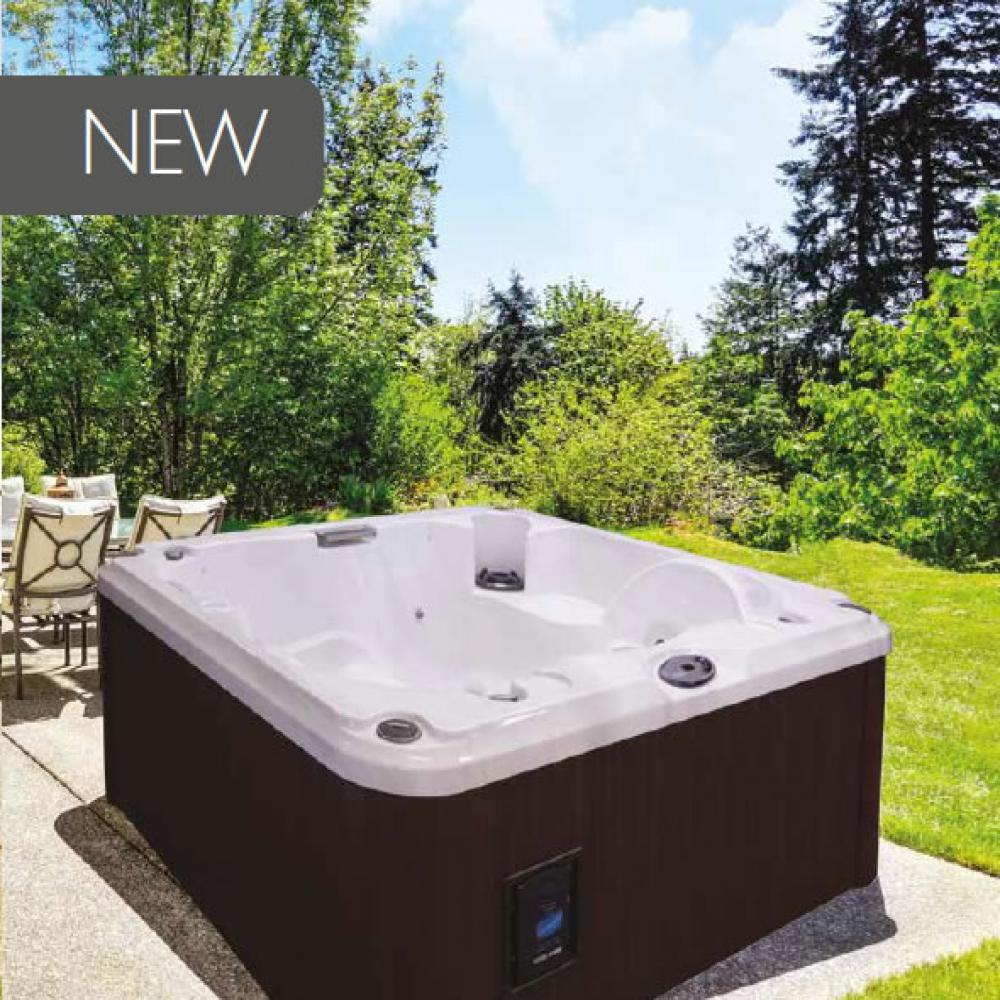 person bright tublicious tub hot tubs image cherry red