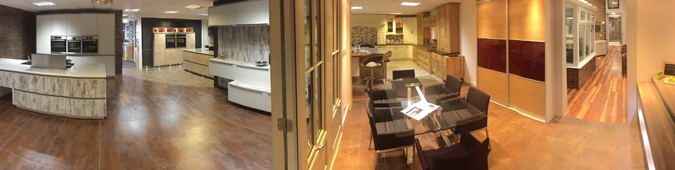 Kitchen Showroom in Kettering Northants
