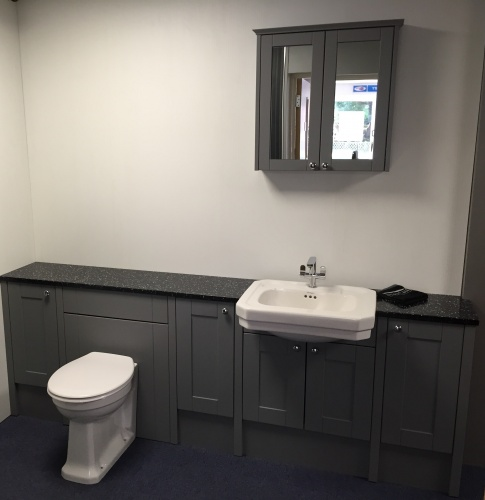 Home improvement special offers wittering west kettering for Ex display bathrooms